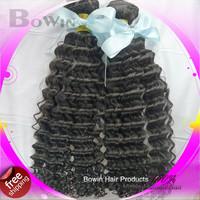 Queen Hair Products Human Malaysian Deep Wave Virgin Hair 6A 4pcs/Lots 100g 1B Natural Color DHL Free Shipping