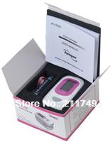 Free Shipping CE&FDA Fingertip Pulse Oximeter/Oxymeter/pediatric pulse oximeter/oximeter children/oximter pulse finger 2pcs/lot