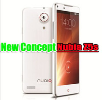 Nubia Z5s 5 inch1080P Qualcomm 8974 / 2.2G Processor Dual Camear 5MP+13MP WCDMA/EVDO/GSM 2G+16G Rooted+Google play Android phone