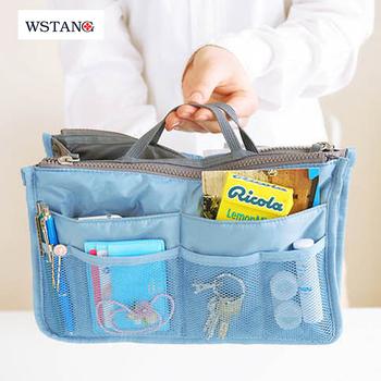 W S Tang 2014 new  bestseller  sorting bag makeup bag  receive bag cosmetic bag 11 colors free shipping