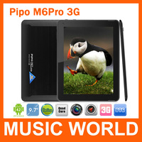 Pipo M6 pro 3G tablet pc  RK3188 quad core 1.6GHz 9.7 inch IPS Retina 2048x1536  Android 4.2 2GB 16gb/32gb HDMI  bluetooth GPS