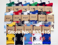 wholesale fashion HUF socks for men hipop Weeds socks for boy free size DGK socks for girl  free shipping Minimum Order 2 pairs