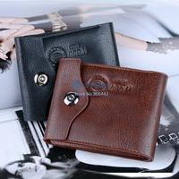 New 2014 Men Wallets Coin Slim Bifold Credit Card Clutch Holder Leather Wallets Purse b7 SV005381