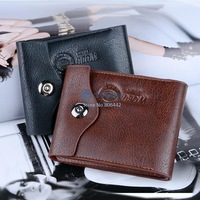New 2014 Men Wallets Coin Slim Bifold Credit Card Clutch Holder Leather Wallets Purse b7 SV005381
