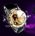 Wrist quartz watch,lovely black cat design,Crystal glass surface,Japan movement,original band,Drop shipping,free shipping