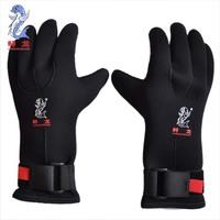 neoprene diving glove winter swimming glove diving glove keep warm sturgeon dragon FREE SHIPPING HIGH QUALITY FAMOUS BRAND