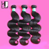 HJ Hair 3Pcs Brazilian Hair Weave Bundles,Top Quality Human Hair Weave Brazilian Body Wave,6A Brazilian Virgin Hair body wave