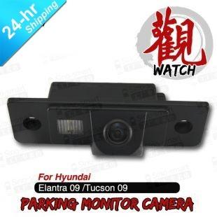 High Quality Wireless HD CCD Car Parking Reversing Camera for Hyundai Elantra 2009 Tucson 2009 etc. Night Vision Waterproof