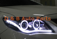 Задние фонари DB Toyota Hilux 2008