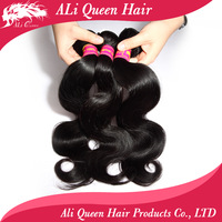 Ali Queen hair products brazilian virgin hair body wave 3 pcs lot free shipping,brazilian body wave,100% unprocessed hair