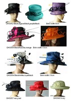 New Design dress Sinamay Hats Church hats,Ideal for races/wedding.FREE SHIPPING BY EMS