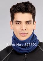 Polartec fleece multifunction winter scarf & hat unisex face cover scarves hat, Botack 9097