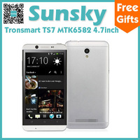 Tronsmart TS7 MTK6589 Phone 4.7 Inch QHD MTK6589 Quad Core Dual SIM Mobile Android 4.2 GPS 3G WIFI 8.0MP 1GB RAM