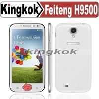 "Feiteng H9500 (S4) 5.0"" IPS HD Screen (1280*720) Android 4.2 Smart Phone with MTK6589 Quad Core CPU 1GB RAM Dual Camera"
