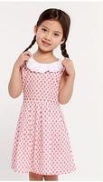 2013 summer Children Girl Kids vestido menina saias femininas za tunic boho prom Cute princess cotton dressPDXS41P36