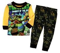 Girl's Short Sleeve Lycra Pyjamas Sets Kid's Summer Cartoon Nightwear Children 2pcs Clothing Set, 6 Sizes - GPA255/GPA273/GPA275