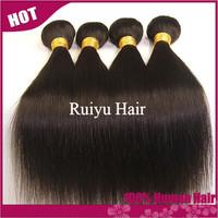 Grade 5A Malaysian virgin hair straight 3pc/4pcs lot ,malaysian hair bundles rosa hair products,100% pure human hair can be dyed