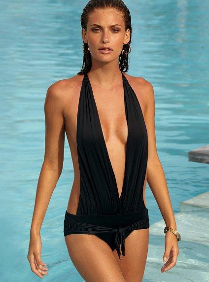 "Big Pimpin' in the ""Krakoan Sea"" (Danielle) [+18] Sexy-Black-Cheap-One-Piece-Monokini-Swimwear-Swimsuits-Cut-Out-Halter-Monokinis-Swimsuit-Bathing-Suits-On"