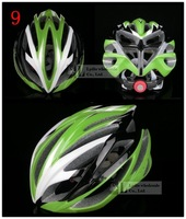 2013 Free shipping! 210g mtb  road bike helmet bicycle Cycling helmetS 9 colors size L 57-62cm Cycling helmet + colors box