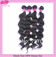 Queen Hair Products:wholesale 4pcs lot  brazilian virgin remy loose wave  hair extensions,100%  unprocessed human  hair weaving