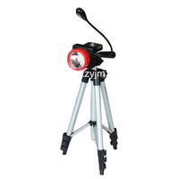 Wholesale  White Light  Miner Headlamp/Fishing Light/Hiking Light Come With Tripod