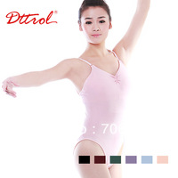 Dttrol Adult Adjustable Strap Camisole Seamless Leotards (D004788)