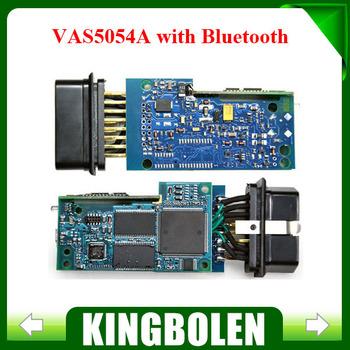 2014 Newly V19 Bluetooth VW/Adi Vas5054 VAS 5054A Vas5054a Diagnostic Tool with English/Spanish/French/German/Russian/Portuguese