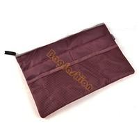 Nylon mobile phone bag Handbag Purse Insert bag Organizer mp3 cosmetic pouch storage_Slim in drop shipping 5314