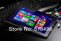 9.7inch Intel Atom N2600 dual core 1.66Ghz metal case windows 7/8/XP OS Tablet PC