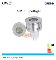 Hot selling-NEW 2013 -3W  Led mini GU10/GU5.3/MR16/E27 12V 110V 220V MR11 Led bulb lamp lamps lampada Lights for home