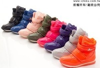 free shipping!2014 new Rubber duck rubber duck snow boots jogging shoes multi-color four seasons!Hot sale