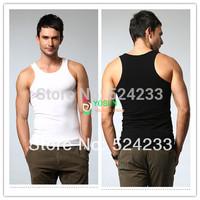 2014 Fashion Mens Slim Fit H-shaped Sexy Men Vest Sleeveless Tank Tops singlets/t shirts sports wear undershirt,waistcoat*M01