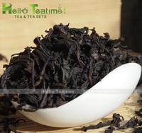 Full-medial heat baked Da Hong Pao Top grade Chinese Big Red Robe Oolong tea organic dahongpao Wuyishan Cliff cha, free shipping