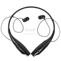 High Quality 2014 New Electronic HV-800 Bluetooth Wireless Stereo Headset Neckband Headphone For Cellphone #6 CB020398