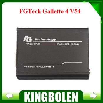 2014 Newest Version V54 FGTech Galletto 4 Master BDM-OBD Function FG Tech galletto v54 ECU Programmer with Multi-langauge