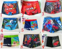 Free Shipping for 1-10 years,9 Style children/boy/kids' swimsuit Trunks/swimsuit/swimwear/beach wear/Surfing/swimming wear  BS35