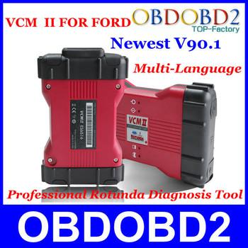 Super Performance For Ford VCM II Diagnostic Rotunda Interface VCM 2 V90.1 Professional For FORD Code Reader VCM 2