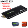 Rikomagic MK802 IIIS Mini PC Blue Tooth Mobile Remote Control RK3066 Cortex A9 1GB RAM 8G ROM HDMI TF Card [IIIS/8G/BT](China (Mainland))
