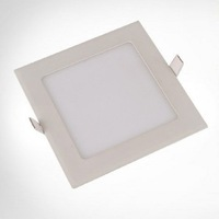 free shipping by express new led light panel ac85-265v 2835 60leds 12w 860lm CE&RoHS certificated 4pieces one lot wholesale