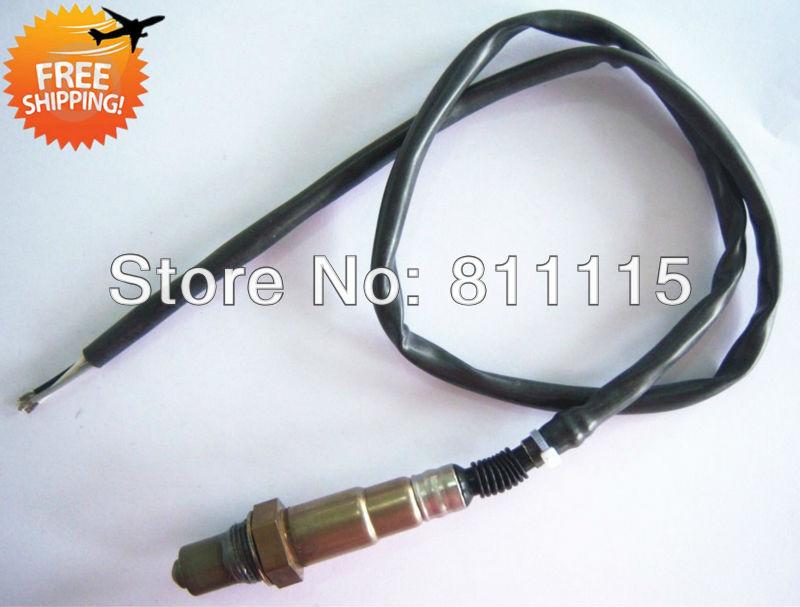 Universal Lambda Sensor 0258986602 Oxygen Sensor for Citroen Ford Hyundai Renault Volvo VW, 4 Wire O2 Sensor free shipping(China (Mainland))