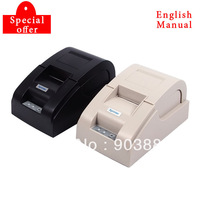 New mini 58mm thermal receipt printer ticket pos 58 USB/LPT,working fine,High life expectancy,high rates,Wholesale and retail