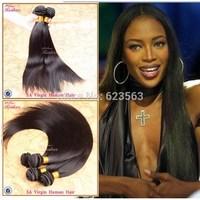 "Malaysian virgin hair extension straight 3pc 8""-30"" Human Hair Weave cheap malaysian hair extension funmi hair for your nice"