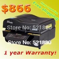 110V 220V 3d sublimation  vacuum machine heat press phone case printer heat transfer machine sublimation heat transfer
