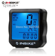 Hot Waterproof Digital Backlight Bicycle Computer Odometer Speedometer Clock Stopwatch Bike Computer Bicycle Accessories(China (Mainland))