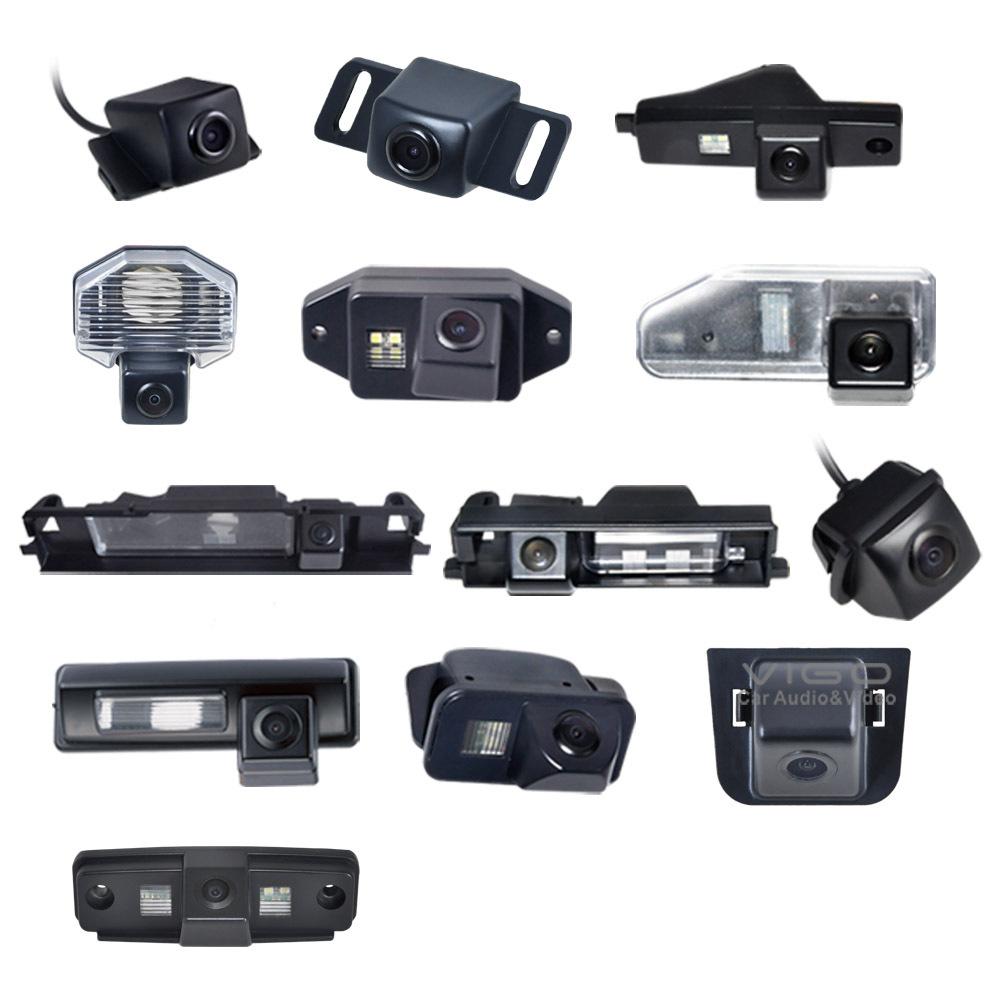 Car Backup Parking Rear view reversing Review Parking Camera for Toyota Lexus Camry Prado Reiz Vitz Avensis Verso Corolla Yaris(Hong Kong)