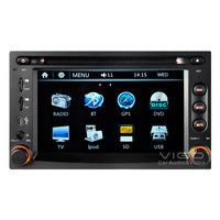Car Stereo GPS Navigation for Honda CR-V CRV FIT Jazz 1997-2006 Radio DVD Player Multimedia Headunit Sat Nav Autoradio Bluetooth