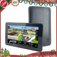 2015 newest Android Navigation GPS with 7 Inch capacitive screen and WI-FI Free Navitel maps