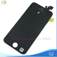 Original for iPhone 5 LCD,BLACK and WHITE,100% warranty,5G LCD with Digitizer Touch Screen,free shipping