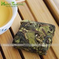 [HT!][Taste]5 different grade  Zhangping Shui Xian tea Narcissu Shuixian Combination Oolong wulong Premium Compressed brick cha