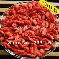 Top Goji Berries Pure Bulk Bag,Lycium barbarum,Wolfberry, Green food, 1 KG , Free shipping!
